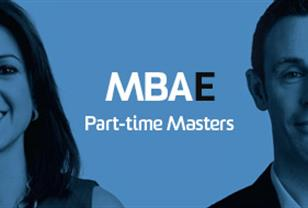 MBAE Part time masters
