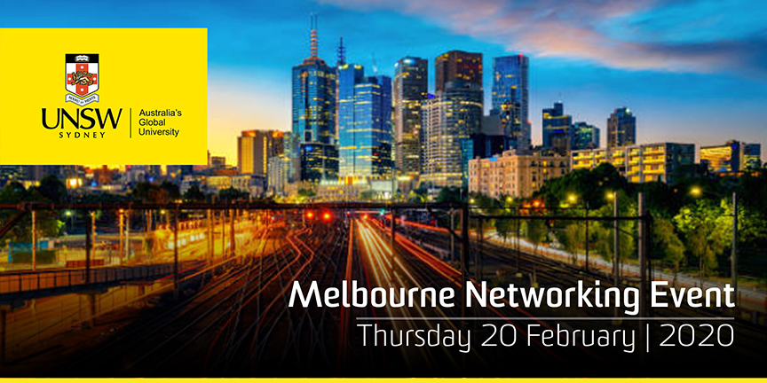 Melbourne: New Year Networking Drinks