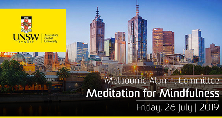 Melbourne: Meditation for Mindfulness