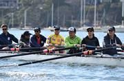 Where would you rather be: in a championship boat or in a boat full of champions?