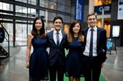 UNSW Business School students win prestigious global business Case Competition