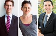 Business School trio awarded professorships