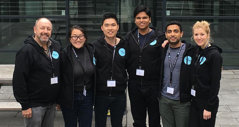 UNSW team among top 3 in global business case competition at CBS