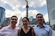 UNSW Business School students dig deep at Hult Prize with DIY soil testing kit
