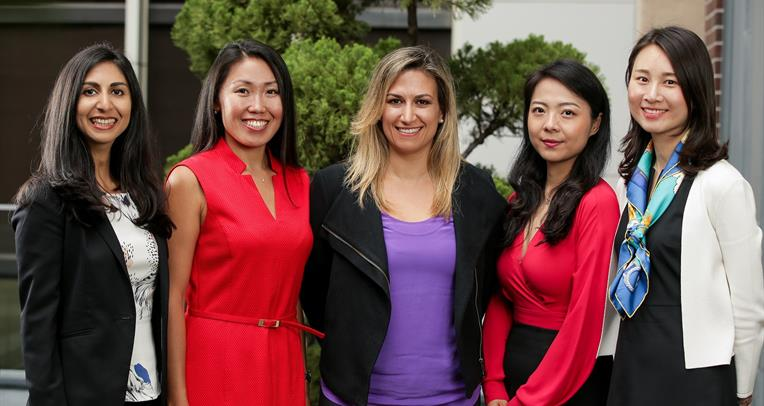 AGSM achieves gender balance in Full-Time MBA program
