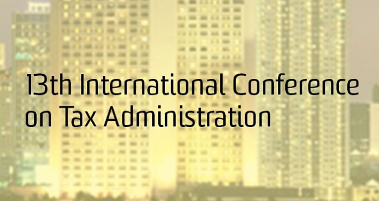 13th International Conference on Tax Administration