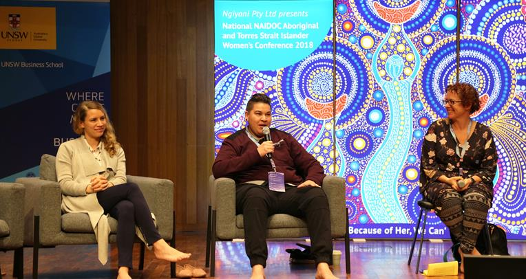 NAIDOC panellists say self-determination and financial literacy should be key future priorities