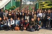 UNSW students taste Hong Kong business world