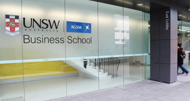 UNSW Business School leads Australia in Accounting and Finance