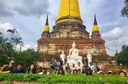 Students experience business in Bangkok