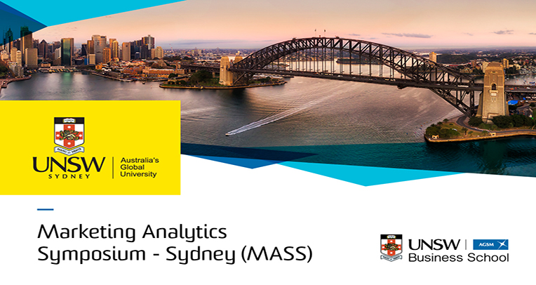 Marketing Analytics Symposium - Sydney (MASS)