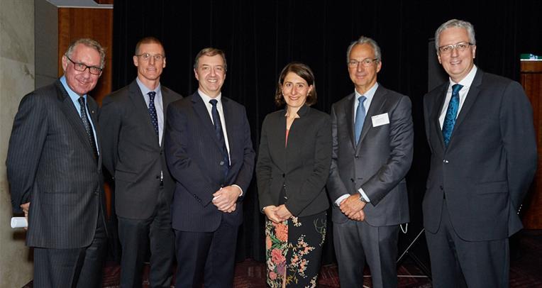 Meet the CEO: The Hon. Gladys Berejiklian, Premier of New South Wales