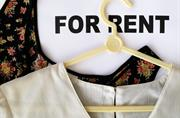 For rent: is the future of fashion shared?