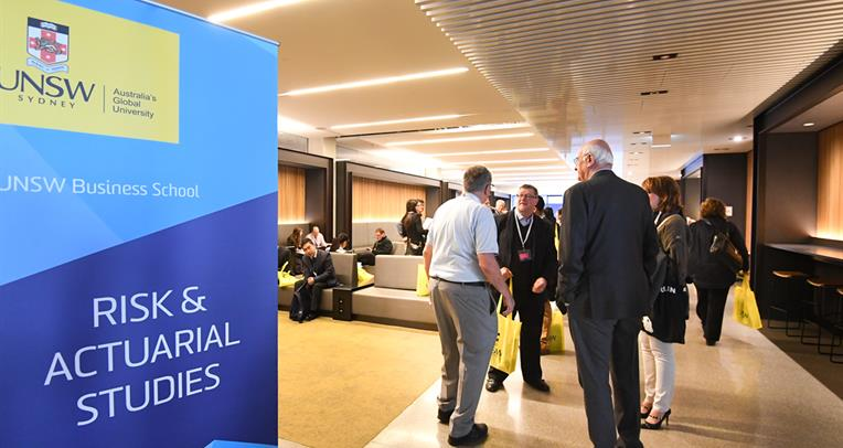 UNSW Business School hosts 200 of the top global Actuarial Scientists at IME 2018