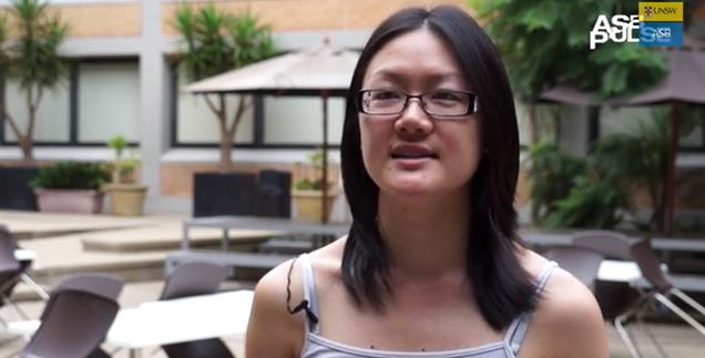 Find out what it's like to be a research student at ASB