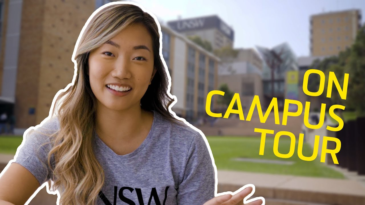 Join 4th-year BCOM/BSc student Beccy on a tour of UNSW Business School.