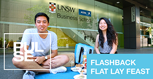 Business Pulse - Flashback Flay Lay Feast (Ep 95)