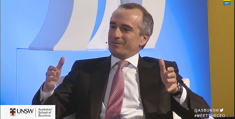 Meet the CEO - John Borghetti