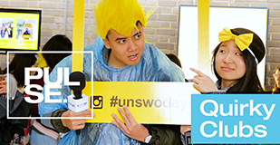 Business Pulse - The Quirky Clubs of UNSW (Ep 88)