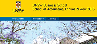 Accounting Annual Report