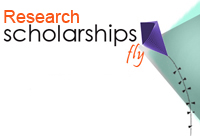 Research scholarships logo