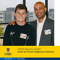 UNSW Business School Guide for Future Indigenous Students