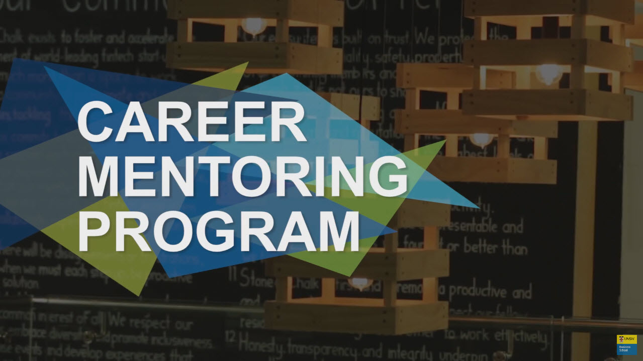Career mentoring program