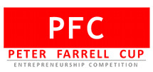 Peter Farrel Cup Logo
